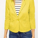 blazer-yellow